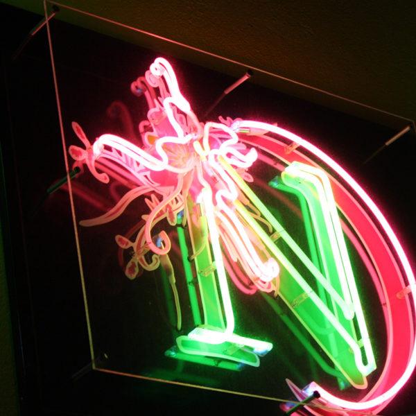 lettres neon